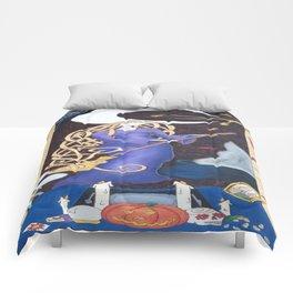 Divining Crone Comforters
