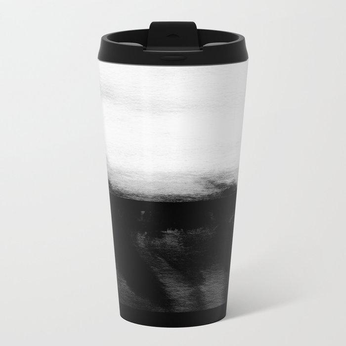 Glitch of the Subconscious Metal Travel Mug