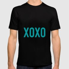 Gossip Girl - Minimalist Mens Fitted Tee MEDIUM Black