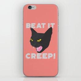 CREEP iPhone Skin