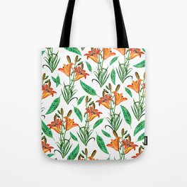 Floral Delight #society6 #decor #buyart Tote Bag