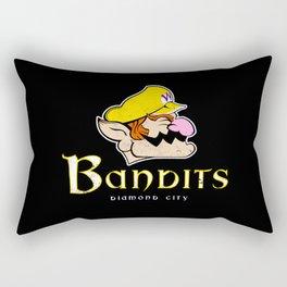 bandits Rectangular Pillow