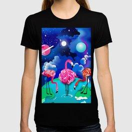 Cosmobirds T-shirt