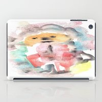 clown iPad Cases featuring Clown by osile ignacio