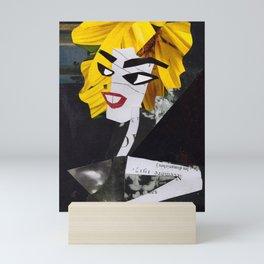 Madonna #PrideMonth Collage Portrait Mini Art Print