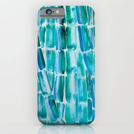 Classic Blue Sugarcane iPhone Case
