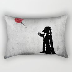 Little Vader - Inspired by Banksy Rectangular Pillow