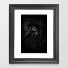 The Ghost of Ivan The Terrible Framed Art Print