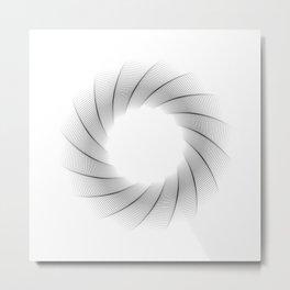 Inspiral - 04-03 Metal Print