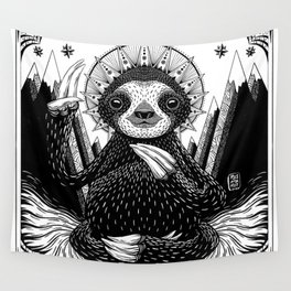 Son of Sloth Wall Tapestry