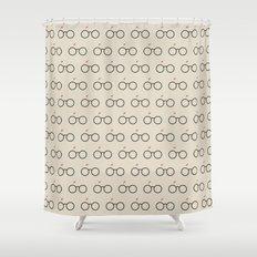 Potter Pattern Shower Curtain