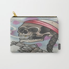 Roll me up and smoke me when i die Carry-All Pouch