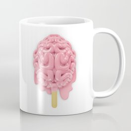 Popsicle brain melting Coffee Mug