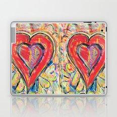 Jasper Heart Laptop & iPad Skin