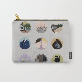 PHILKAS: A MINIMALIST LOVE STORY Carry-All Pouch