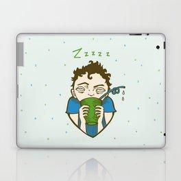Zzzzz Laptop & iPad Skin