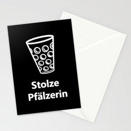 Proud Palatine, Pflaz, wine festival, Schorle Stationery Cards