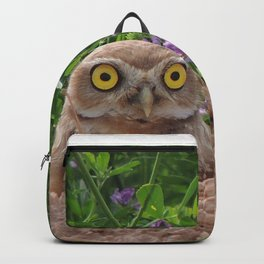 Owl and Butterfly Backpack