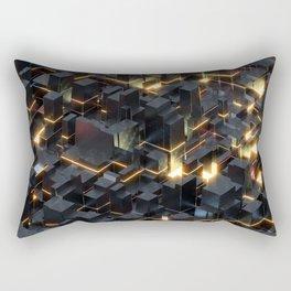 In Like Flynn Rectangular Pillow
