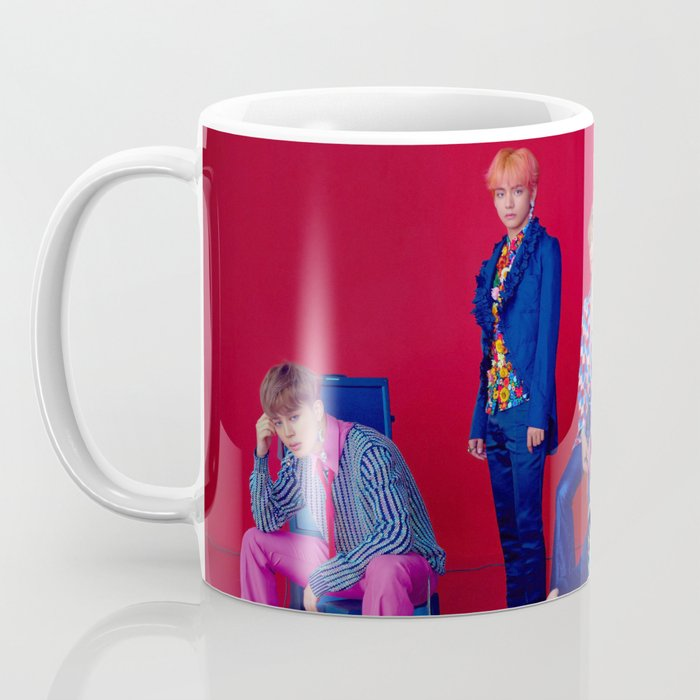 BTS Coffee Mug