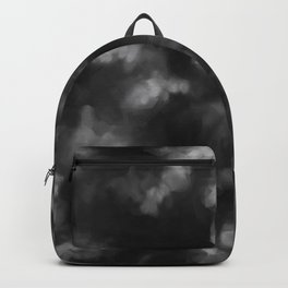 Black Heart in the Clouds Backpack