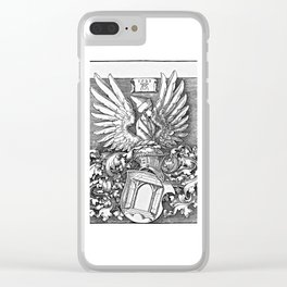 Coat of Arms of the House of Dürer Clear iPhone Case