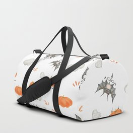 Flying little cute devil Duffle Bag