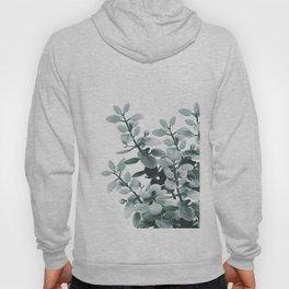 Eucalyptus Leaves Green Vibes #1 #foliage #decor #art #society6 Hoody