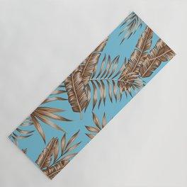 Wild Tropicals Yoga Mat