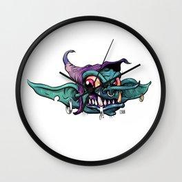 Goblin Wall Clock