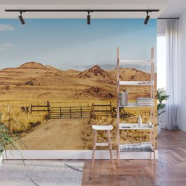Out on the Ranch Wall Mural