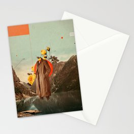 You Will Find Me There Stationery Cards