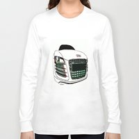 audi Long Sleeve T-shirts featuring Zaklassic - Z-06 by Zak Ashton