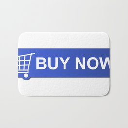 Buy Now Blue Bath Mat