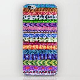 Peru Stripe II iPhone Skin
