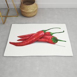 Chile de Arbol (Tree Chili) Rug