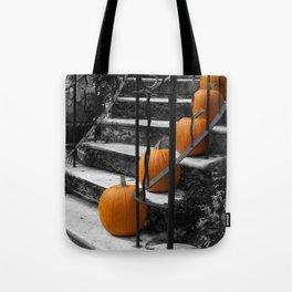 Pumpkins Ascend Tote Bag