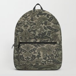 Grey Acorn Backpack