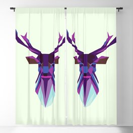 Deer Blackout Curtain