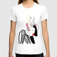 celebrity T-shirts featuring Celebrity by Nunyah Bidness