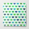 Colorful Cute Hearts by uniqued