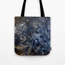 Jupiter Blues Tote Bag