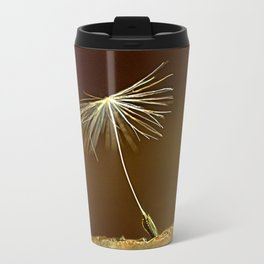 Dandelion seed  Travel Mug
