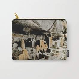 Vintage Mesa Verde National Park Poster (1919) Carry-All Pouch