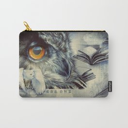 The Owl Carry-All Pouch