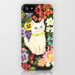 I Am a Cat iPhone Case