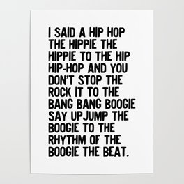 Rap Posters For Any Decor Style Society6