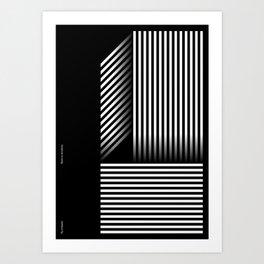 Abstract Nº1 Art Print