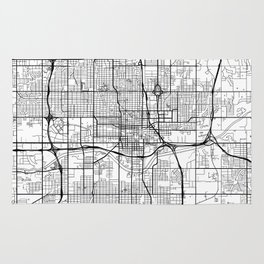 World map rugs society6 oklahoma city map white rug gumiabroncs Images