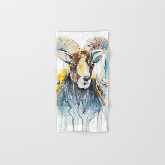RAM Hand & Bath Towel